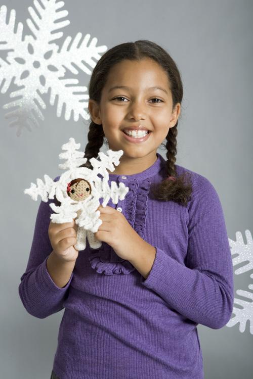 Rebekah in Crochet Today
