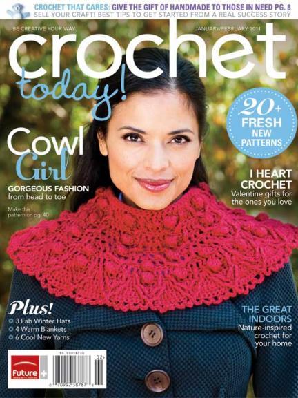 Owlishly Crochet Today Feature